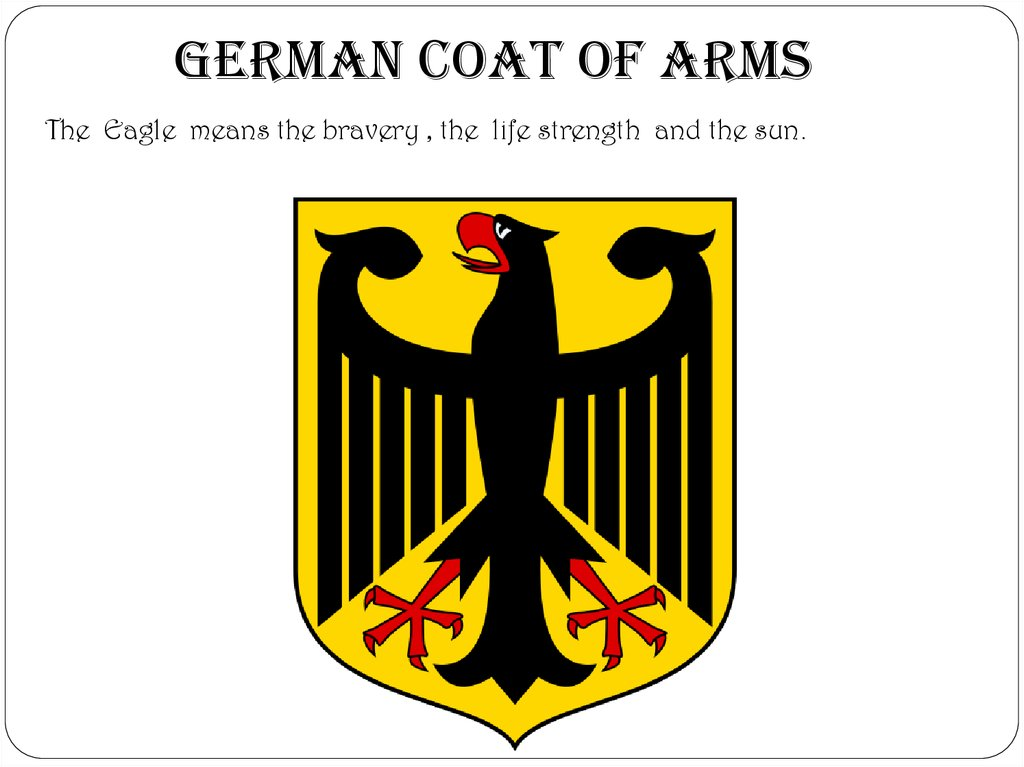 Germany Location Online Presentation