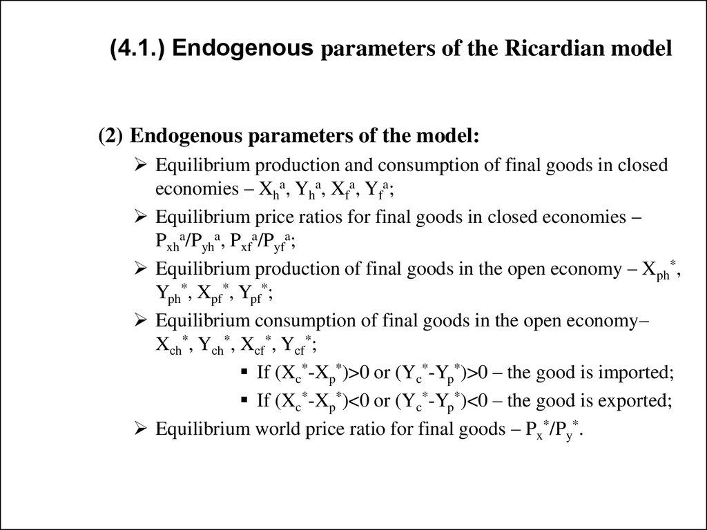 an analysis of the subject of leontief paradox for the heckscher ohlin model of trade Many economists have dismissed the h-o theory in favor of a more   international trade: evolution in the thought and analysis of wassily leontief ( pdf) p 3  topic list of paradoxes this is a list of paradoxes, grouped  thematically.