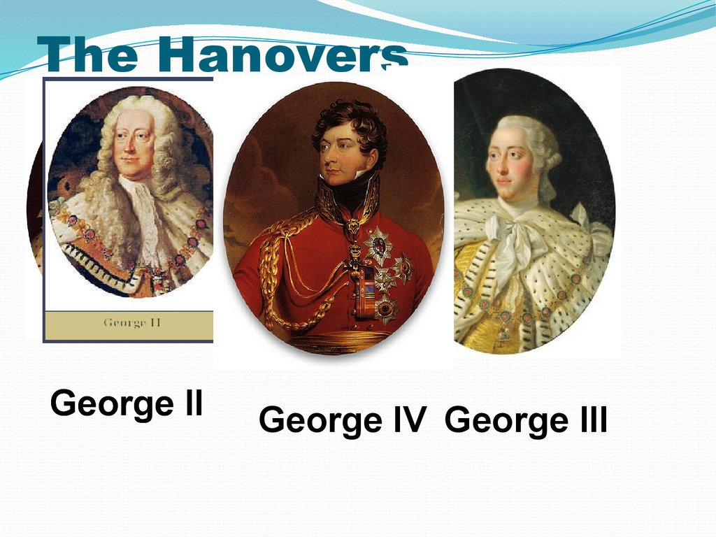 The Hanovers