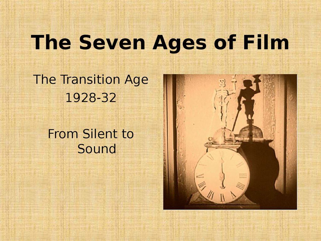 transition of the film industry from silent films to sound films Musical accompaniment gave most national cinemas sound films in the silent era, but japan's industry was one of the few to have talkies the katsuben, or benshi, performer was a mainstay of exhibition, sitting in the theater near the screen, explaining the action and vocally portraying the characters.