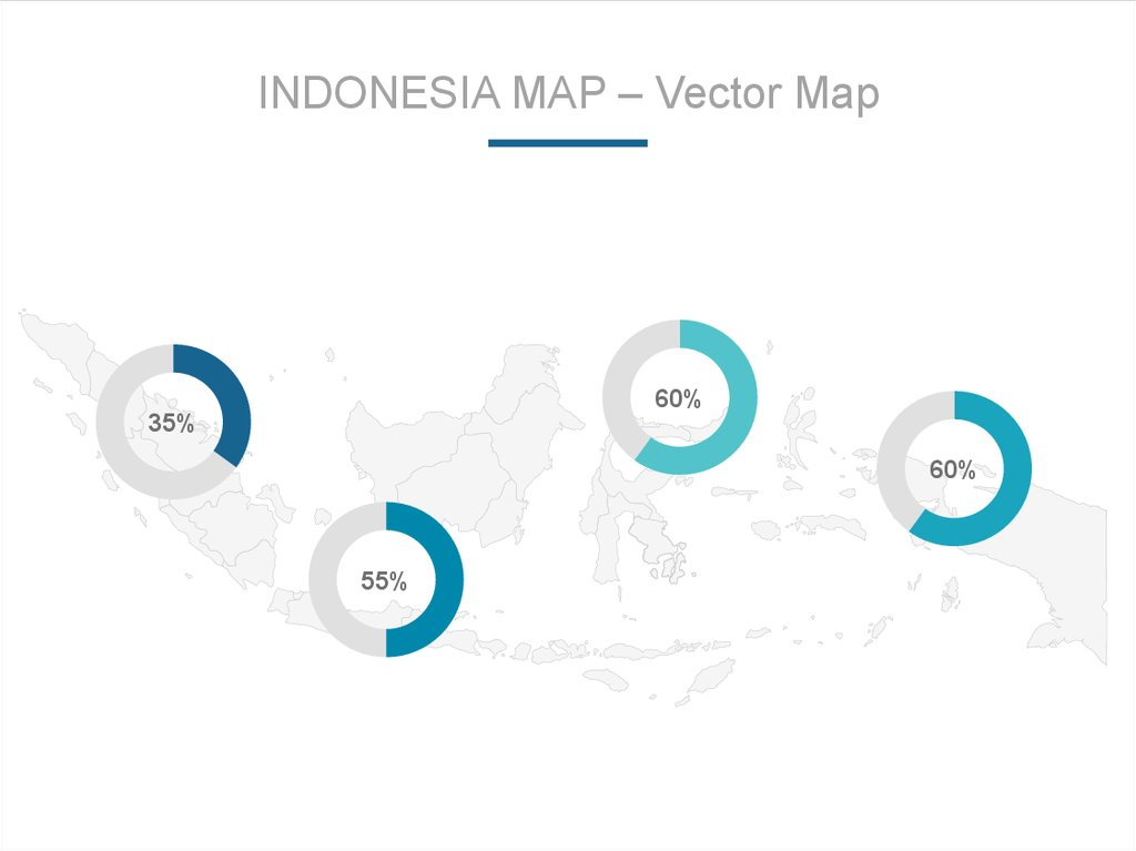 INDONESIA MAP – Vector Map
