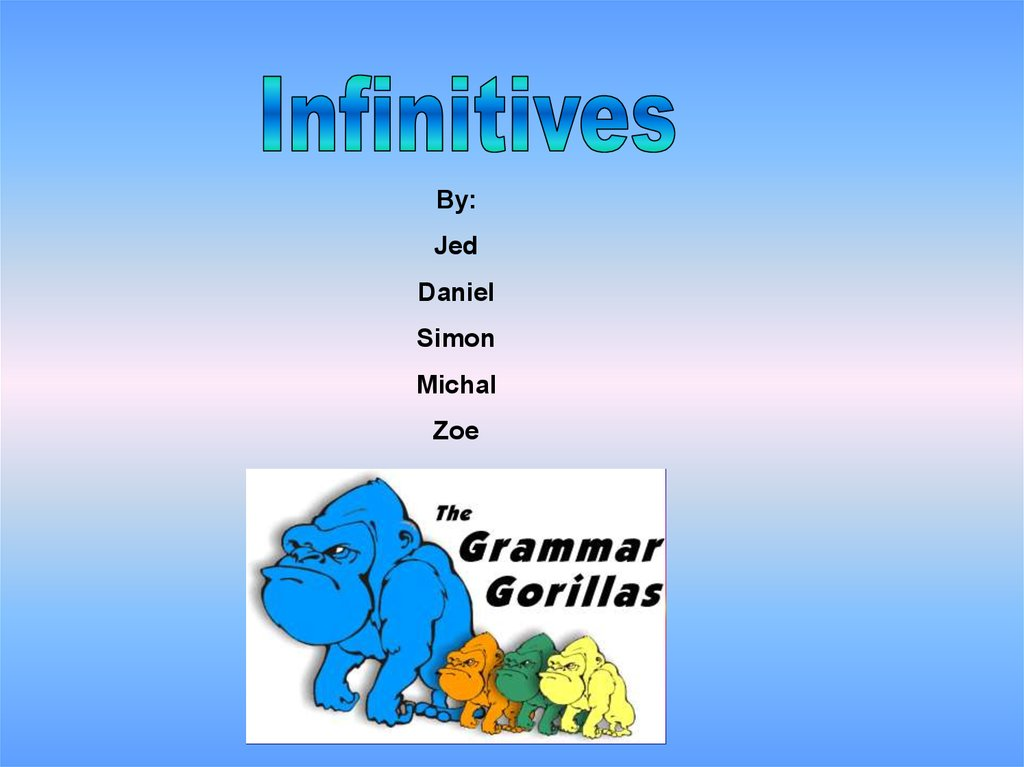 an introduction to infinitives 10 common verbs followed by infinitives - english grammar for beginners learn english with alex [engvid] loading.