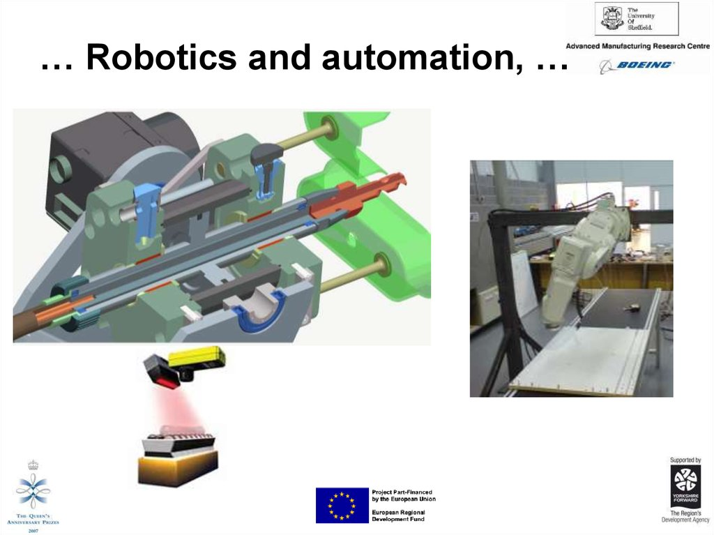 … Robotics and automation, …