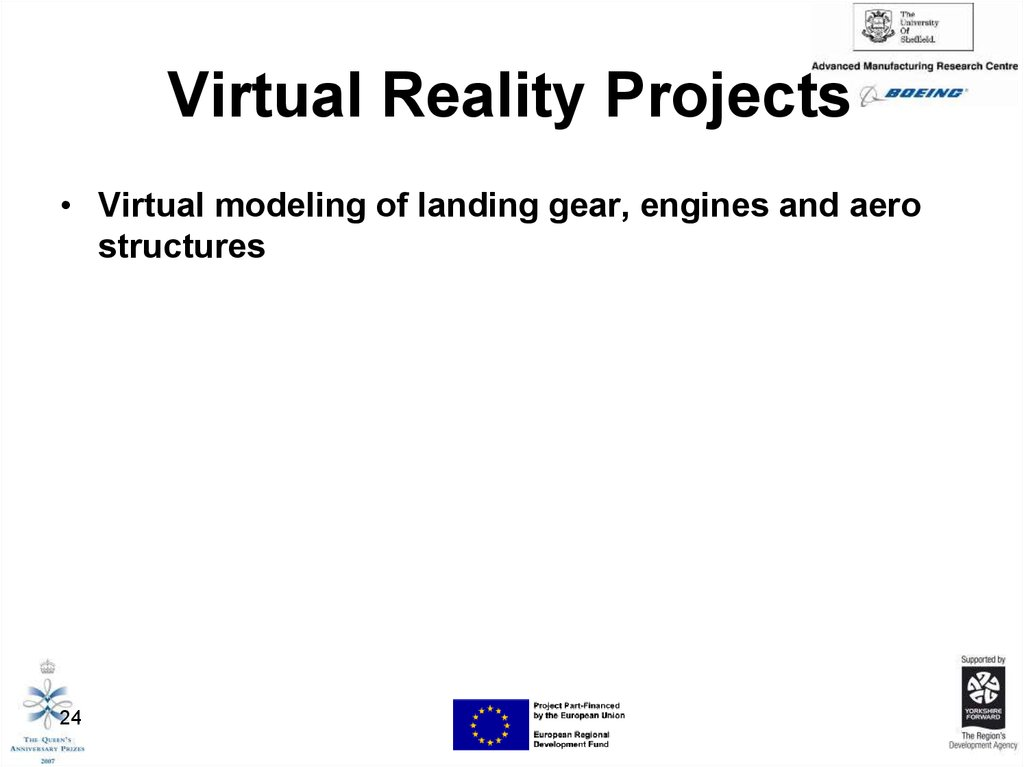 Virtual Reality Projects