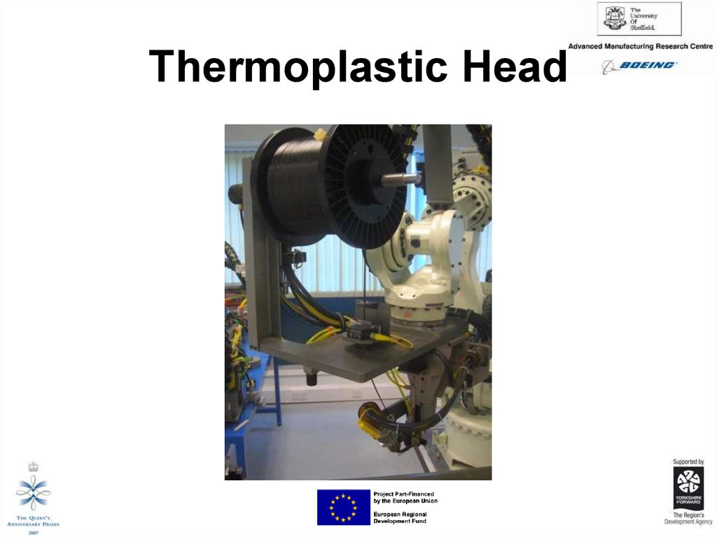 Thermoplastic Head