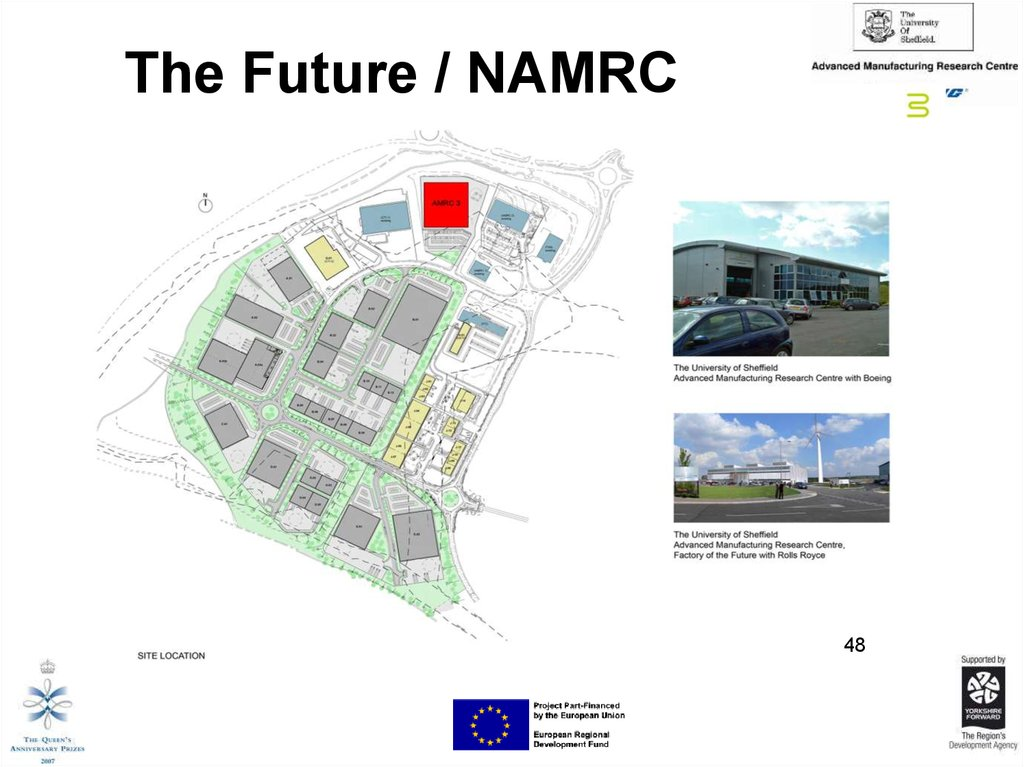 The Future / NAMRC
