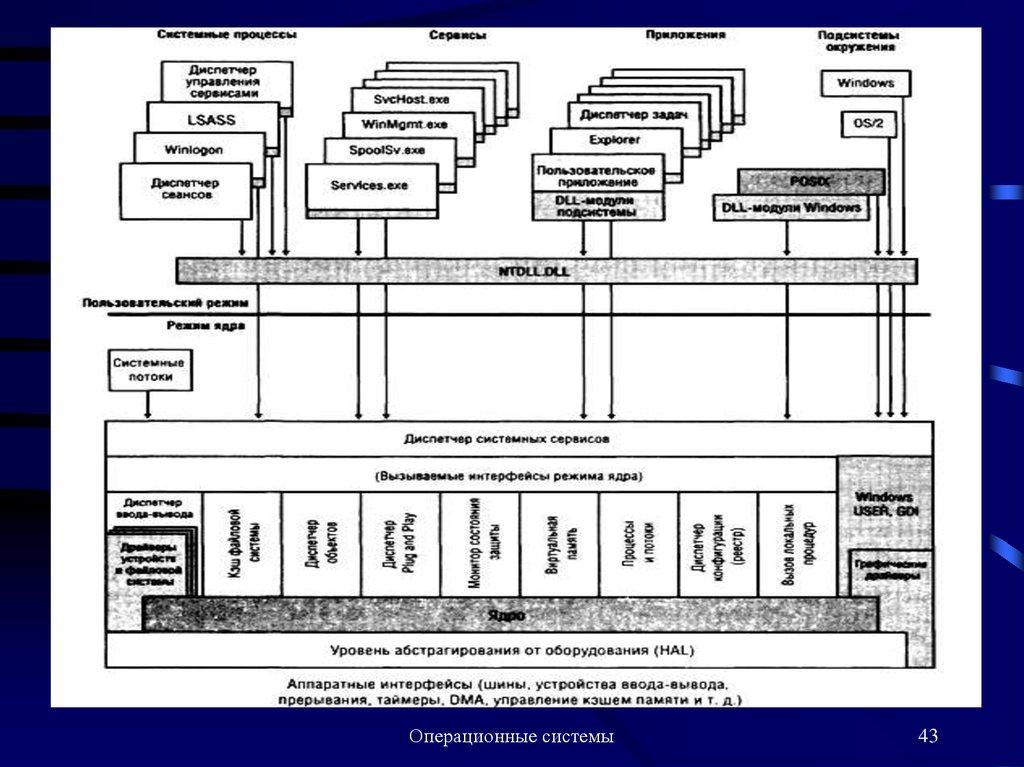 сетевые операционные системы курсовая