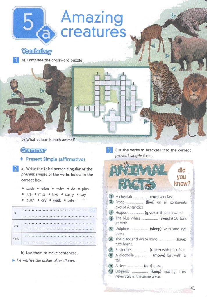 решебник к учебнику английского в фокусе 3 класс