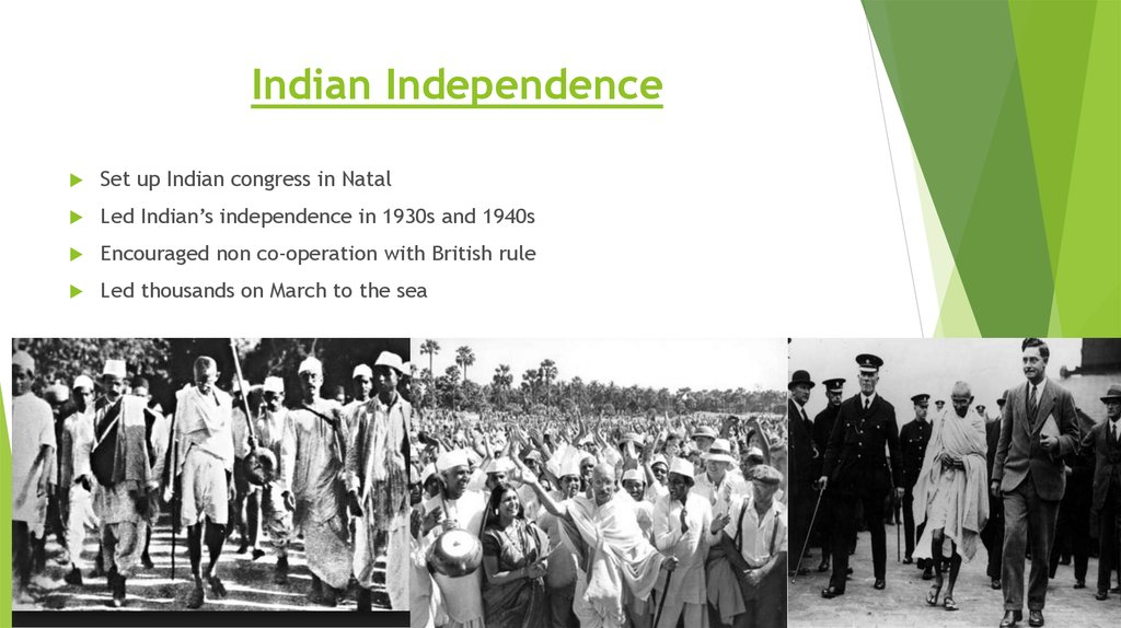 indian independence movement and india