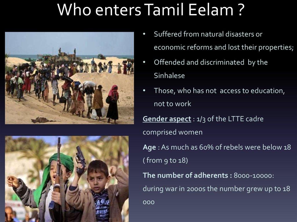 liberation tigers of tamil eelam