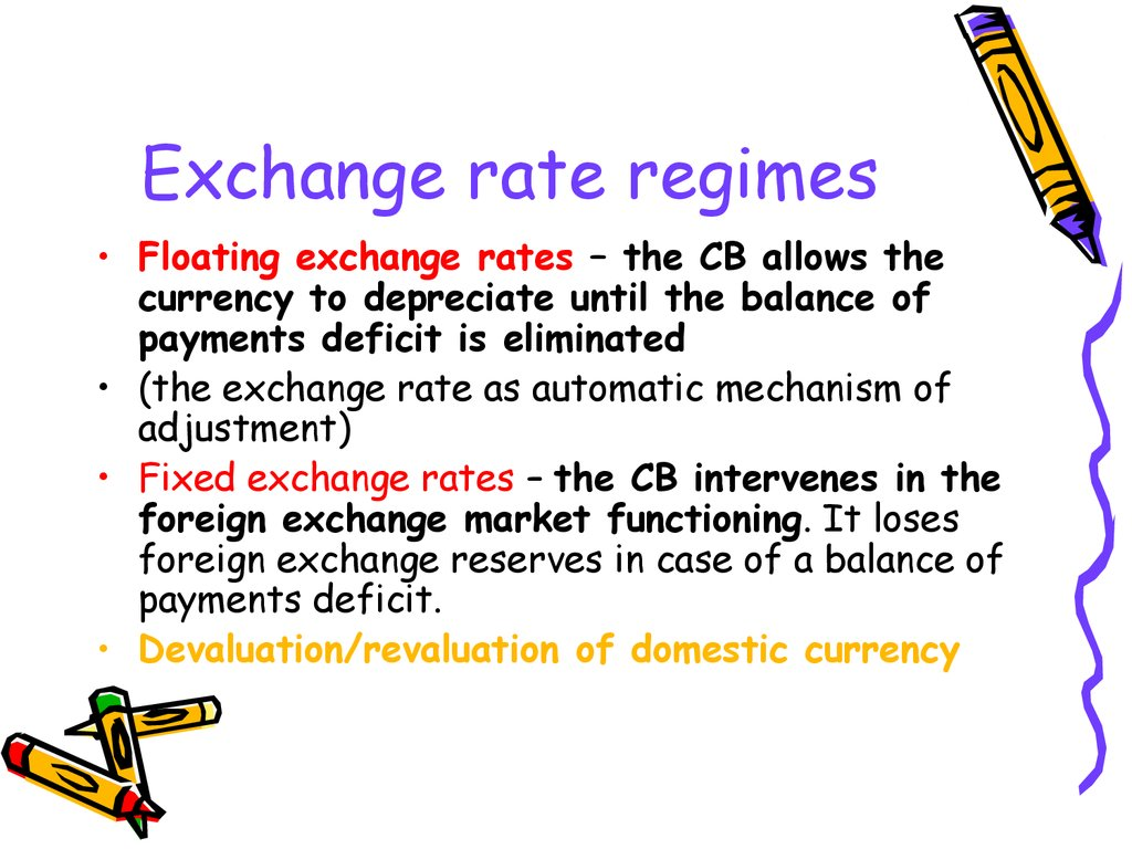 theories of exchange rate determination essay Exchange rates are determined by factors, such as interest rates, confidence, the  current account on balance of payments, economic growth and relative inflation.