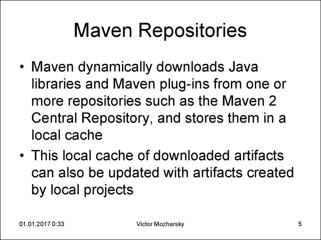 2  Java Spring Core 2  Maven - презентация онлайн
