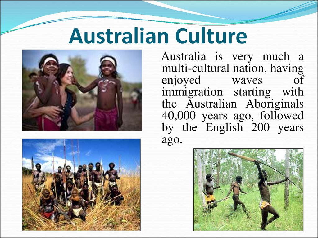 australia culture the education australian culture