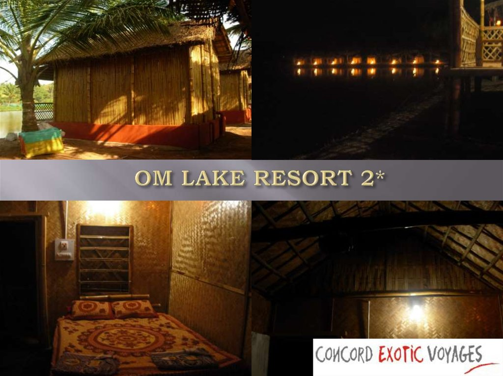 OM LAKE RESORT 2*