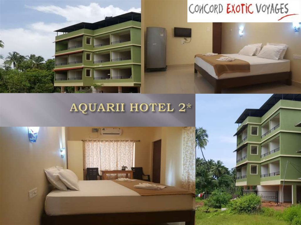 AQUARII HOTEL 2* MOm