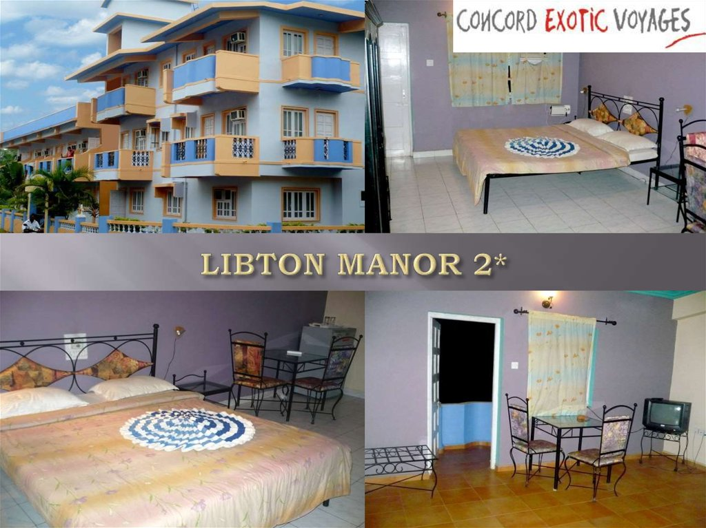 LIBTON MANOR 2*
