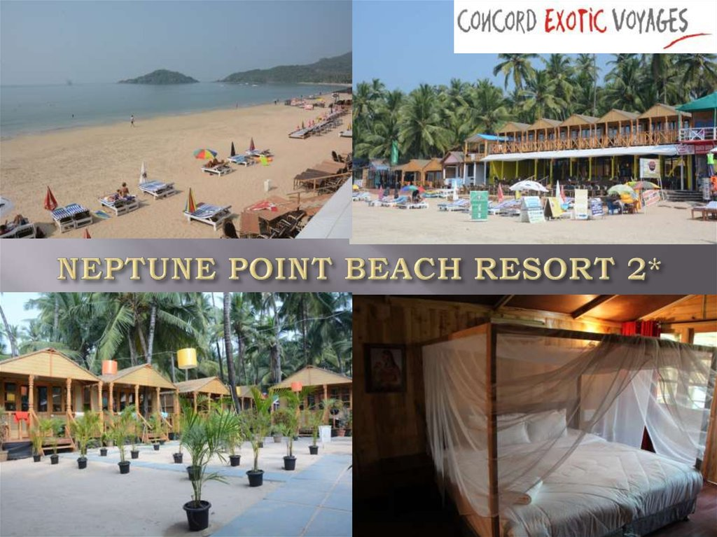 NEPTUNE POINT BEACH RESORT 2*