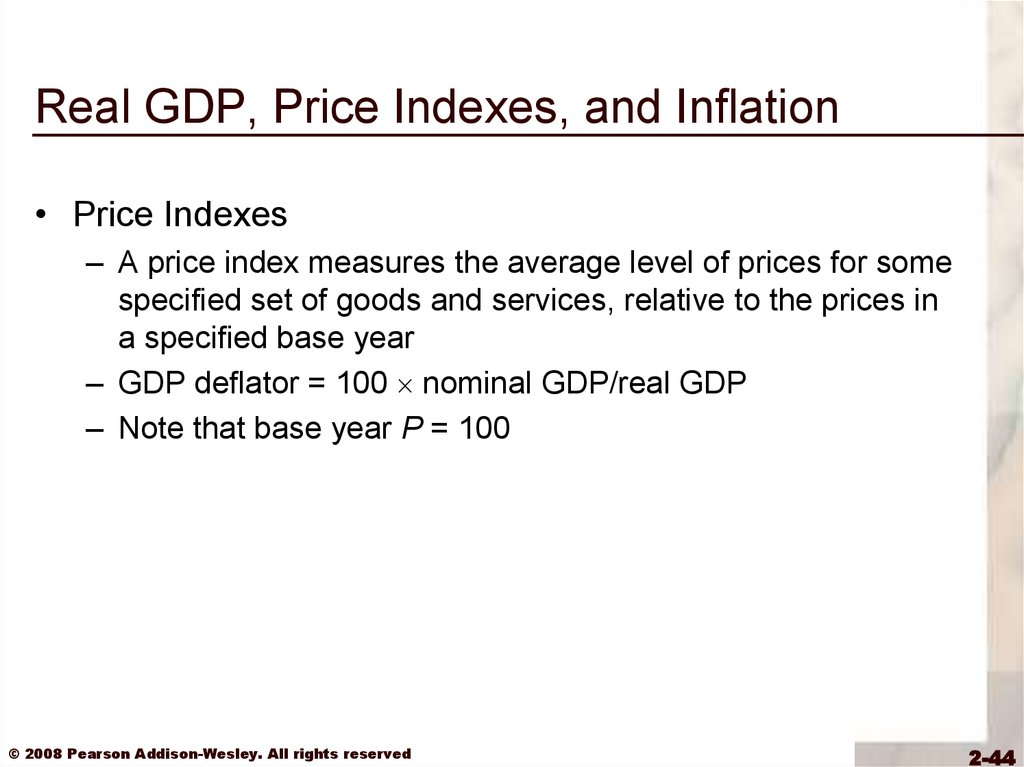 the real gdp measurement On the other hand, real gross domestic product, or real gdp, is the total market value of goods and services produced, but, listen to this, measured in constant dollars it represents 'current.