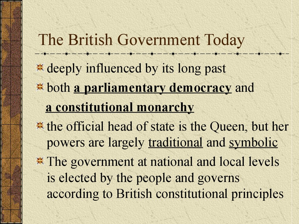 sources of the british constitution Sources of the uk constitution 1 statute law acts passed by westminster parliament are the highest legal source of the constitution  the british constitution.