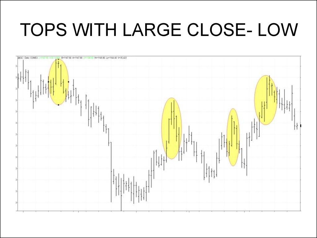 TOPS WITH LARGE CLOSE- LOW