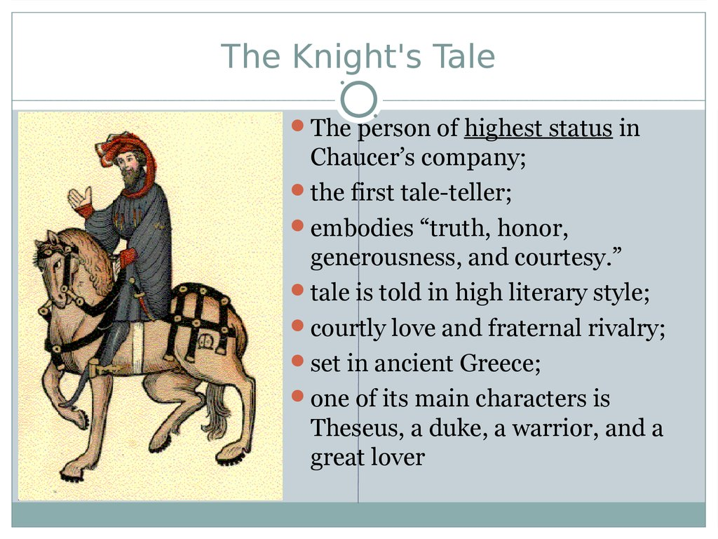 courtly love essays regarding the canterbury tales An essay chapter from the open access companion to the canterbury tales the wife of bath's tale's portrayal love in chaucer's wife of bath's tale and.