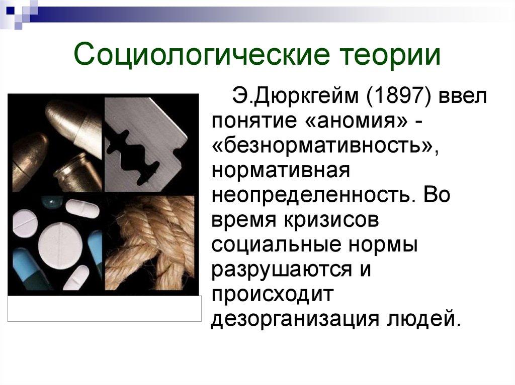 sociology theory