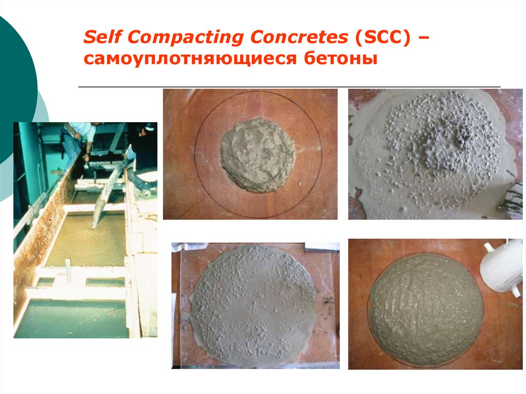 self compacted concrete Powerpoint presentation: introduction by the early 1990's, japan has developed and used scc self compacted concrete is highly engineered concrete with much higher fluidity without segregation and is capable of filling every corner of formwork under its self.