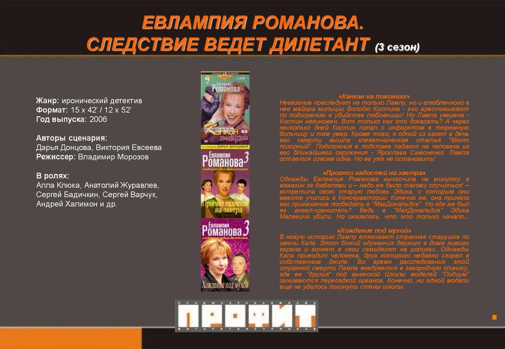 Секси Алла Юганова – Тариф На Любовь (2004)