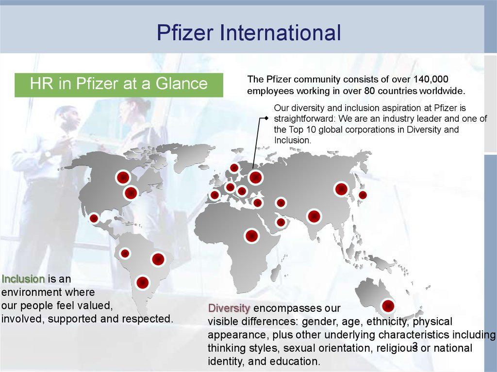 pfizer development and training After looking at a number of different options, including developing an internal  training program from scratch, gambino and her pfizer.