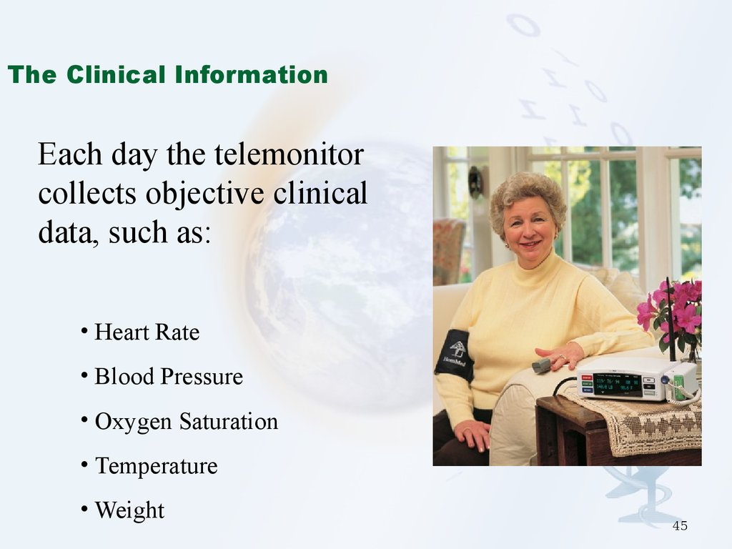 The Clinical Information