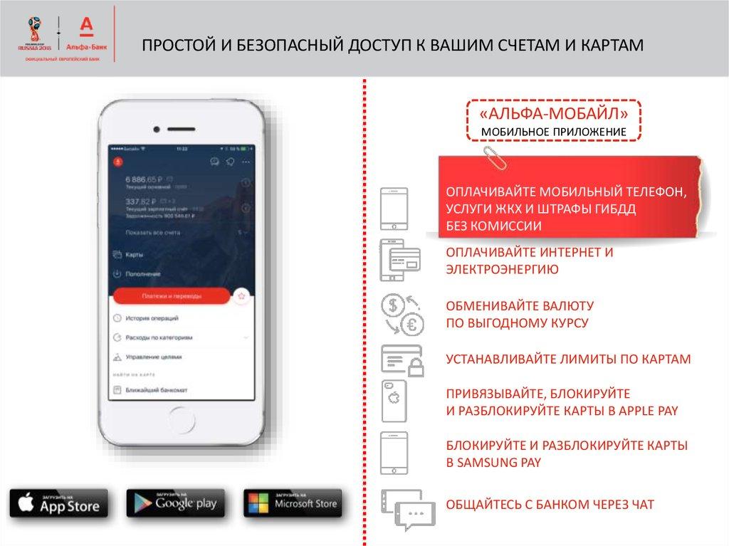 приложение альфа банк онлайн бесплатно мтс банк кредитная карта оформить онлайн заявку до 50