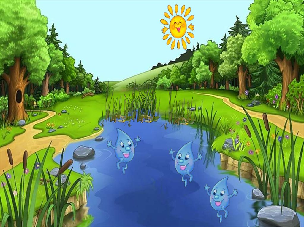 кравец картинки мультяшные по окружающему миру садоводов
