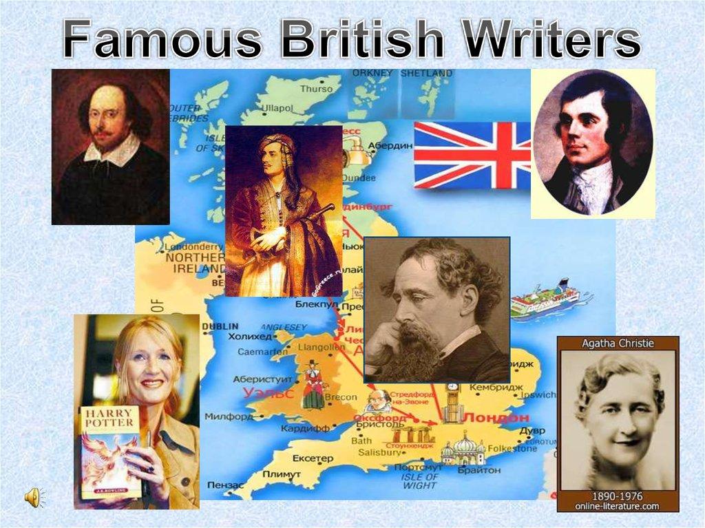 british writers
