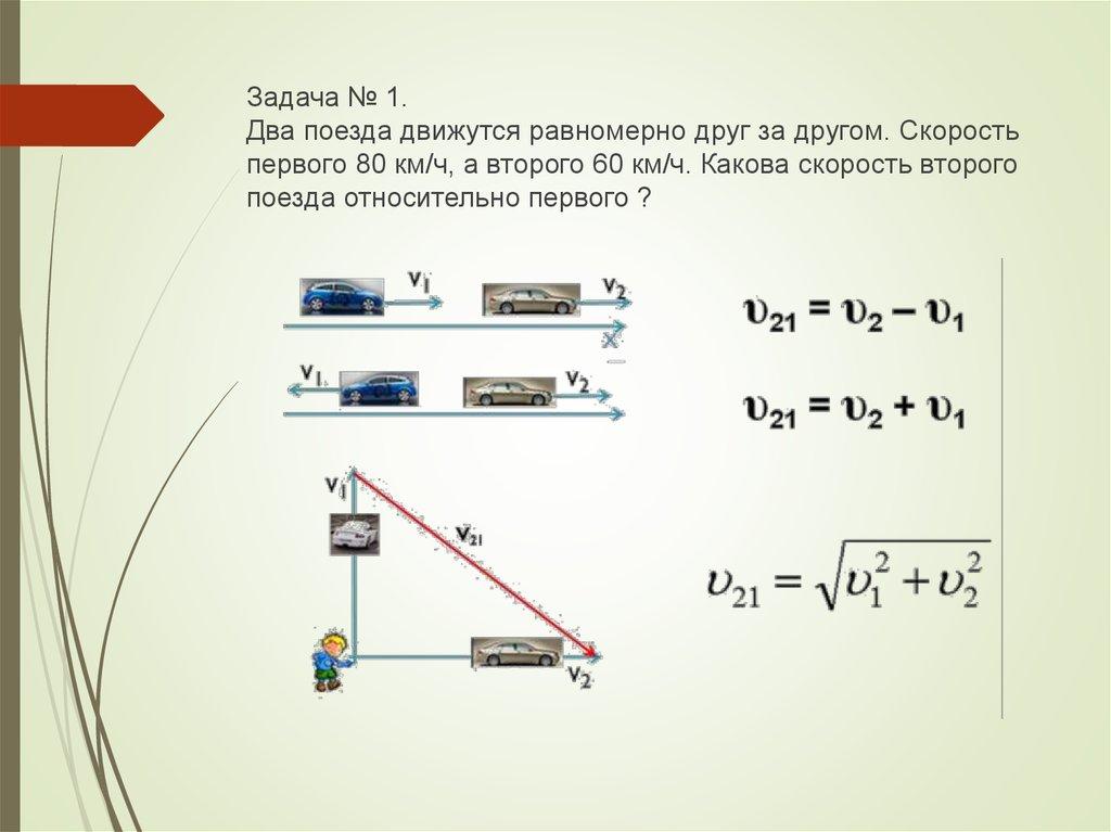 Задачи на относительность движения с решением 9 класс решения задач на аннуитет