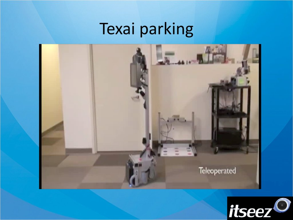Texai parking