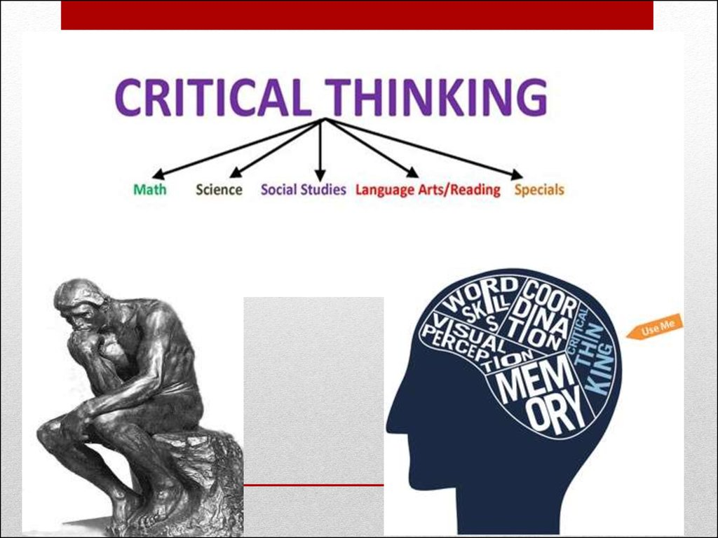 critical thinking presentation powerpoint Define critical thinking and discuss why it is an important topic to be addressed by today's educators school of educators have empowered 5 lac educators with 15 million downloads ( power point presentations, speeches, books, research papers, articles etc ) of resources with more than.