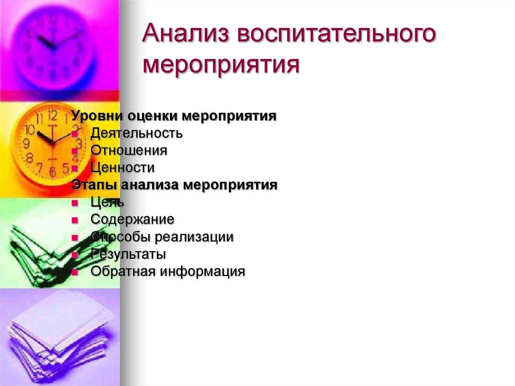 определение воспитательной организации в школе