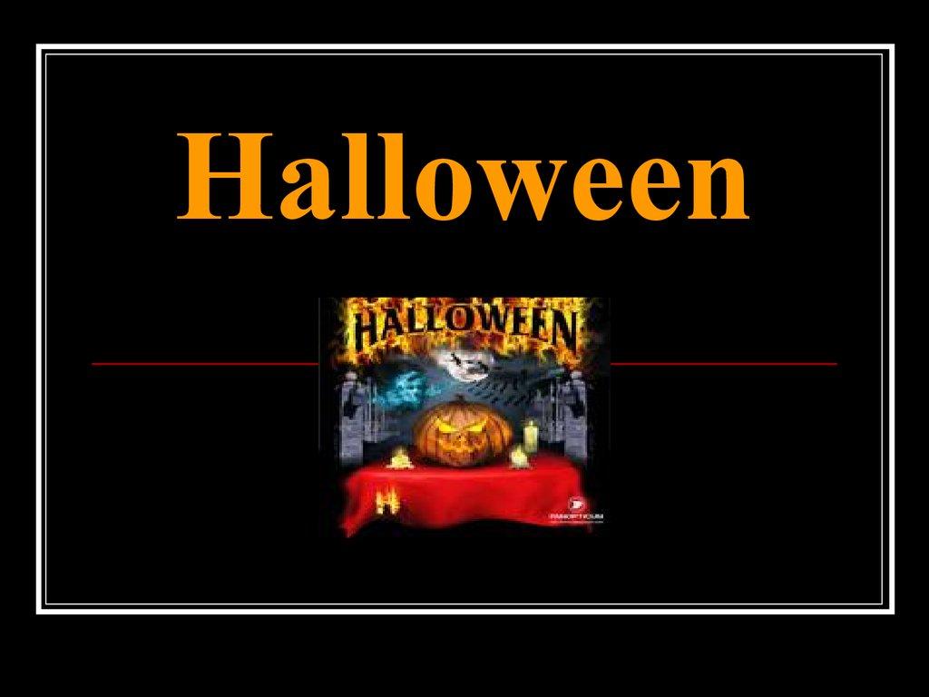 how did halloween start