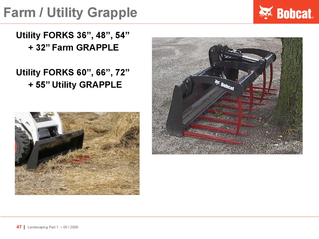 Farm / Utility Grapple