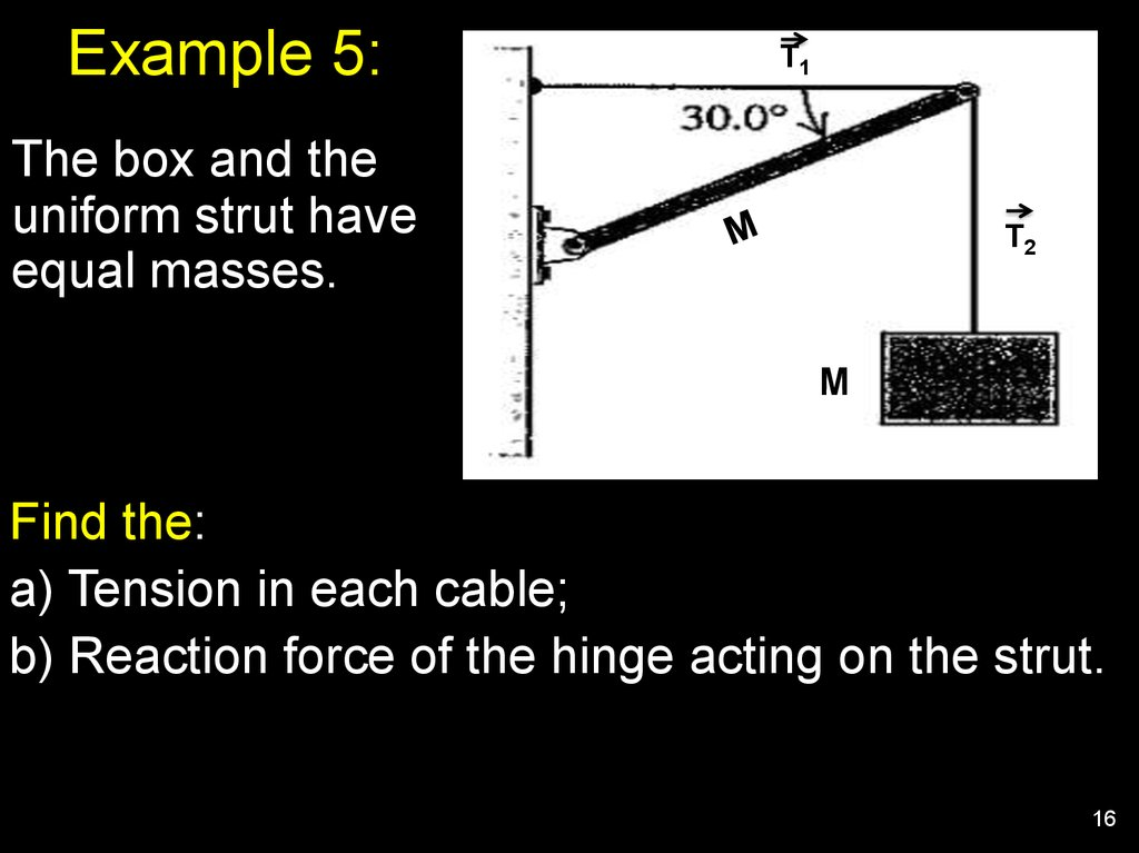 static equilibrium and friction