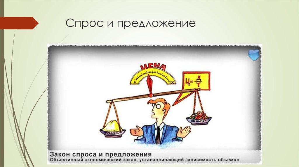 картинки закон предложения это