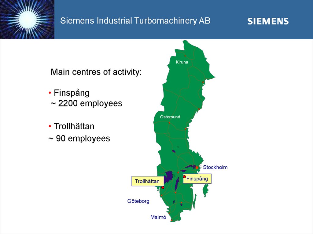 Siemens Industrial Turbomachinery AB