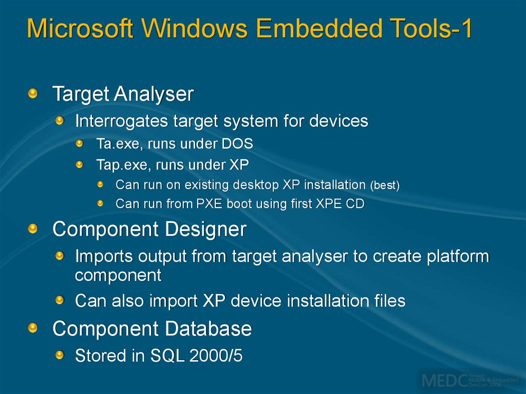 Microsoft Windows Embedded Tools-1