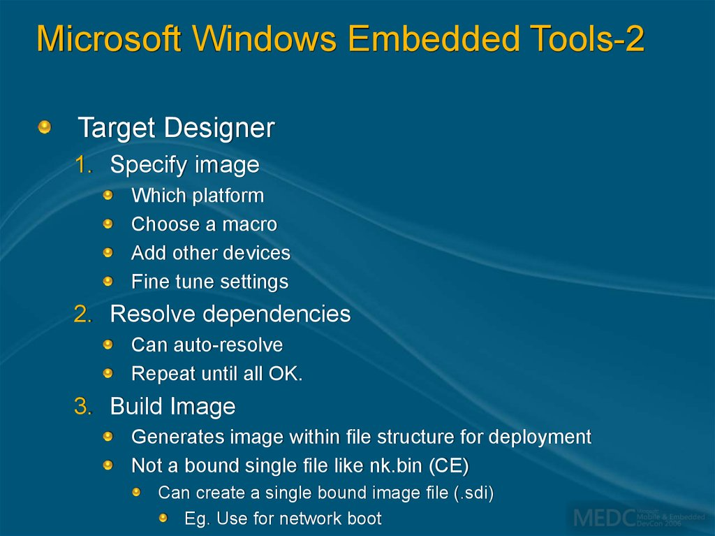 Microsoft Windows Embedded Tools-2