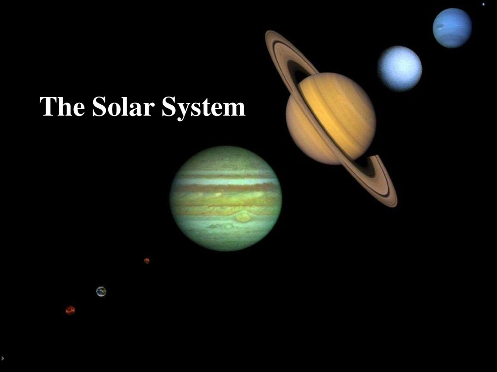 The Solar System
