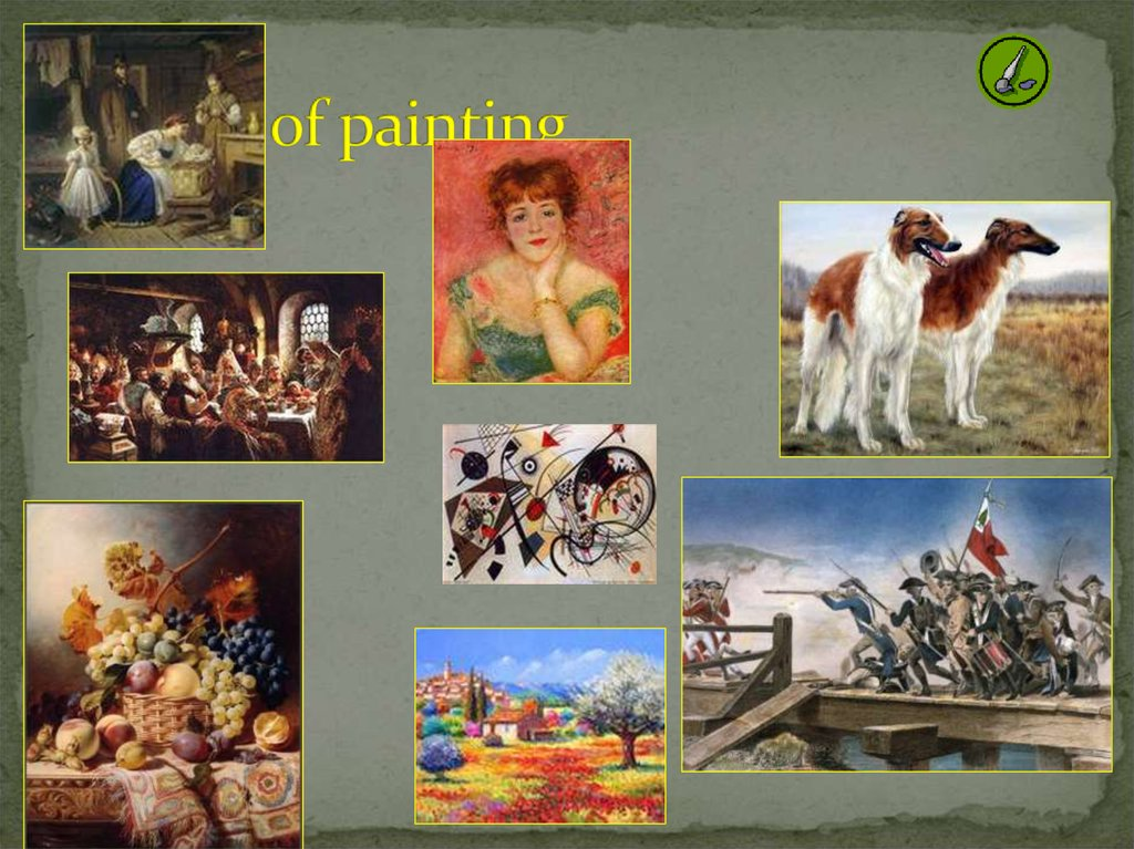 Genres of painting