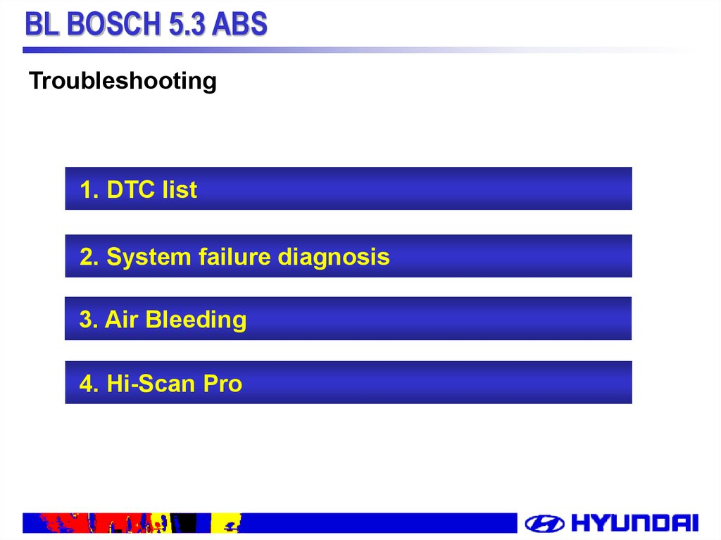 BL BOSCH 5 3 ABS  System Description of BL ABS - online