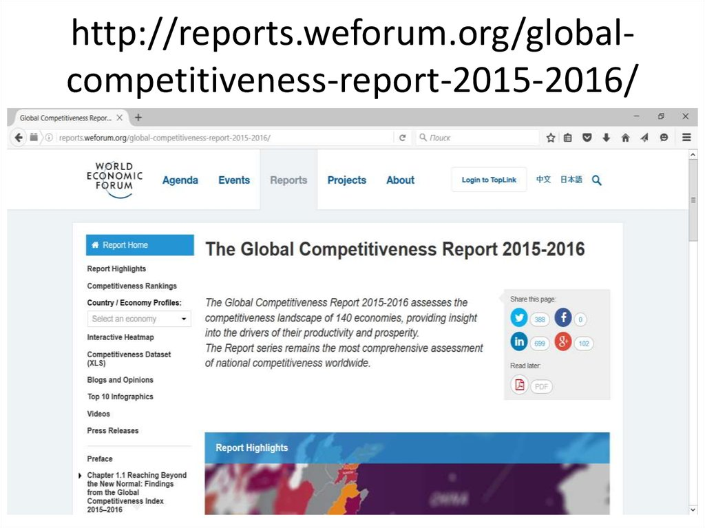 http://reports.weforum.org/global-competitiveness-report-2015-2016/