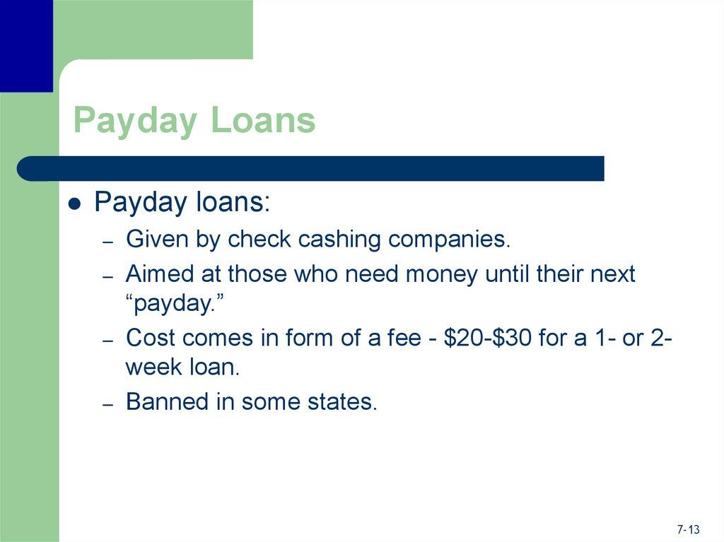 cash advance mortgages bad credit