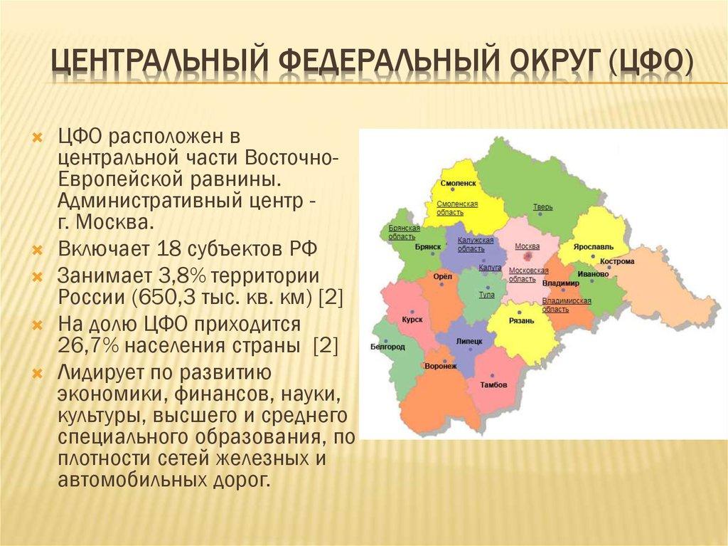 фото центральный округ россии картинка коза